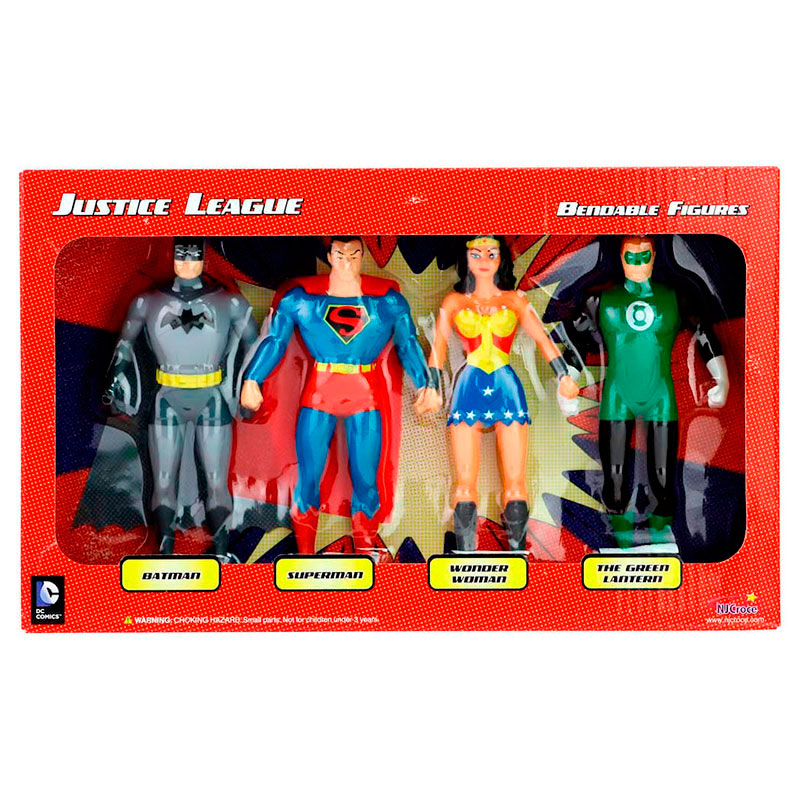Pack Justice League Flexible