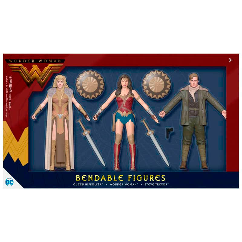 Set Wonder Woman Flexible