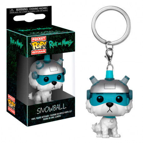 Pocket Pop Snowball