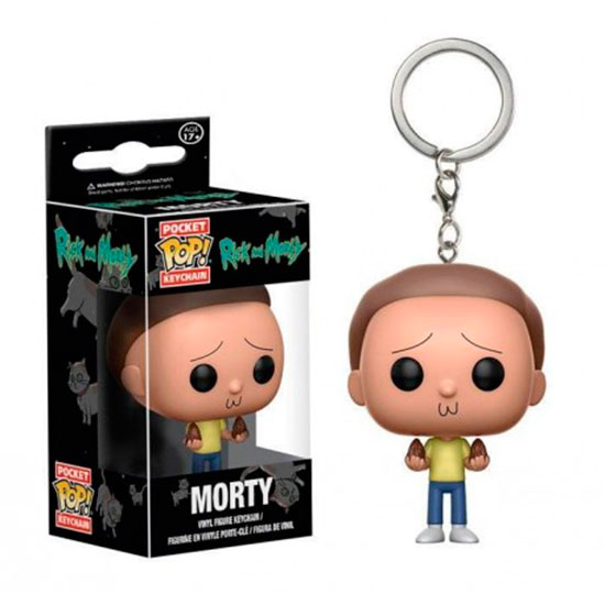 Pocket Pop Morty