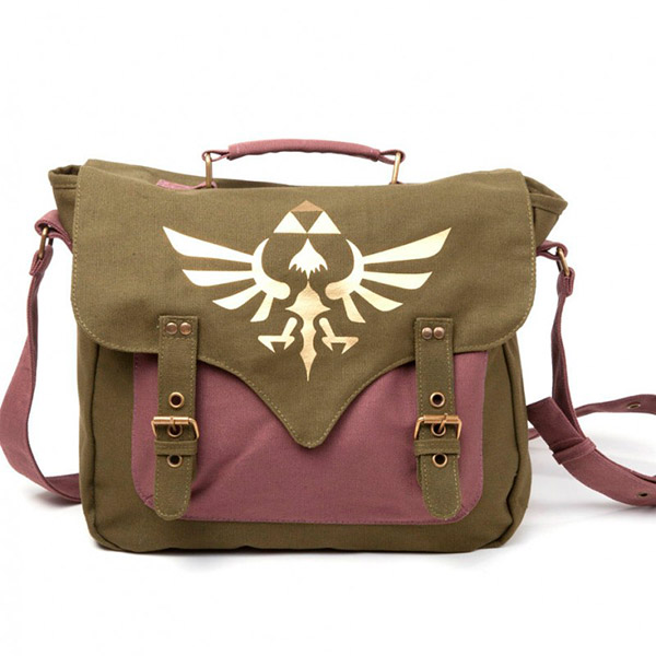 Bandolera Zelda Triforce
