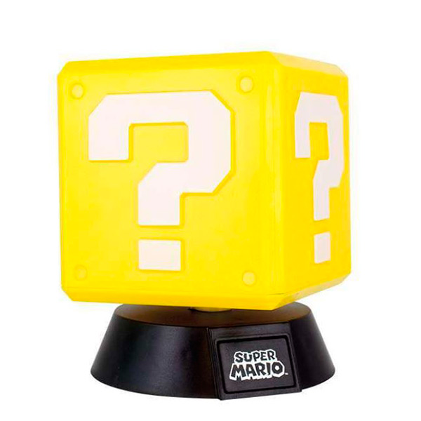 Lámpara Question Block