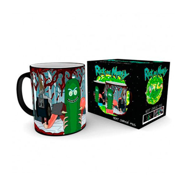 Taza Térmica Rick&Morty Pikle