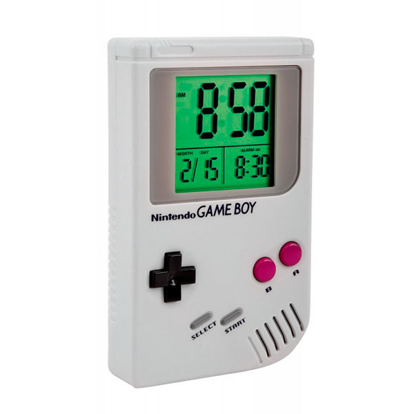 Despertador GameBoy