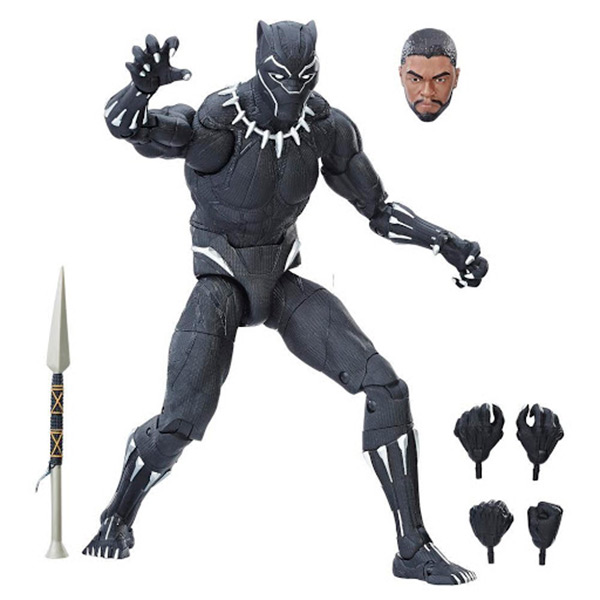 Figura Diamond Black Panther