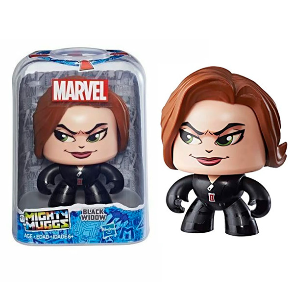 Mighty Muggs Black Widow