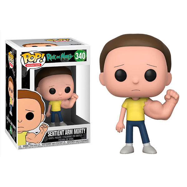 Pop Setient Arm Morty 340