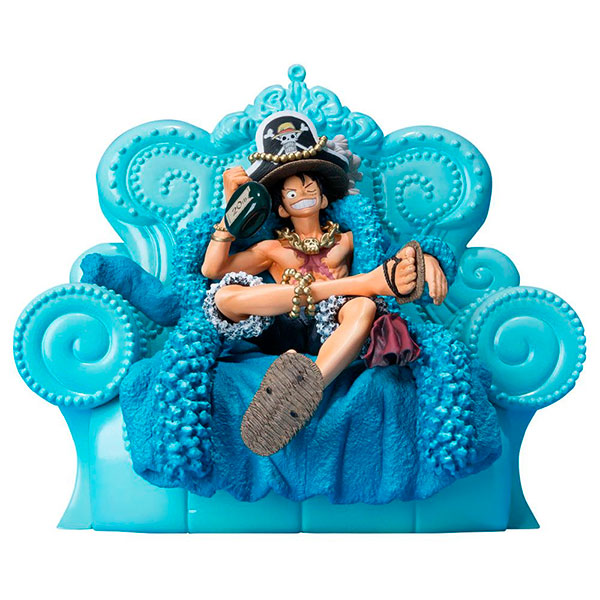 Figura Luffy 20th Anniversary