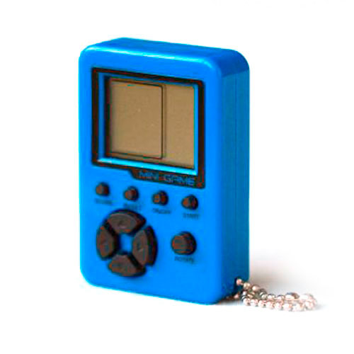 Llavero Mini Consola Retro