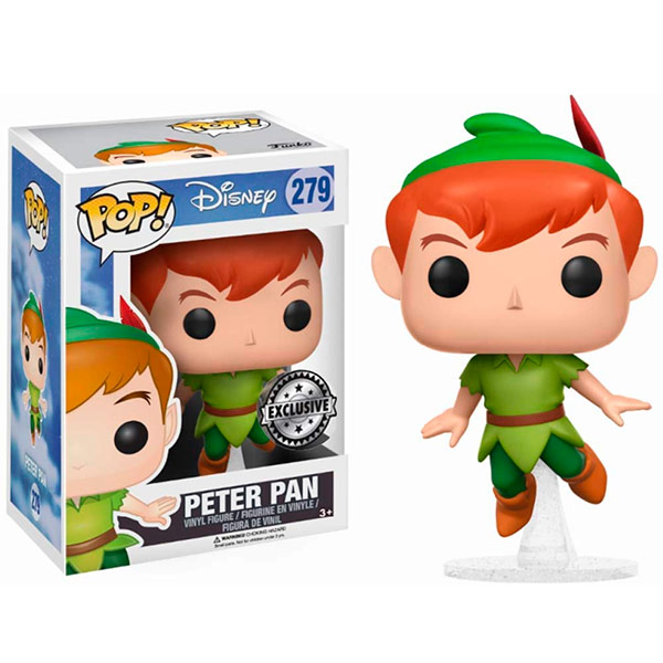 Pop Peter Pan 279 Exclusivo