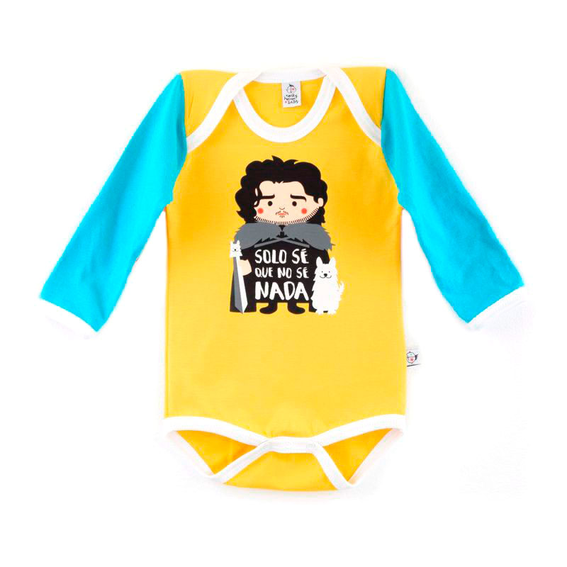 Body Jon Snow 6-12m
