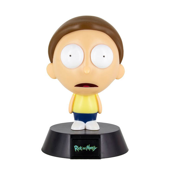 Lámpara 3D Morty