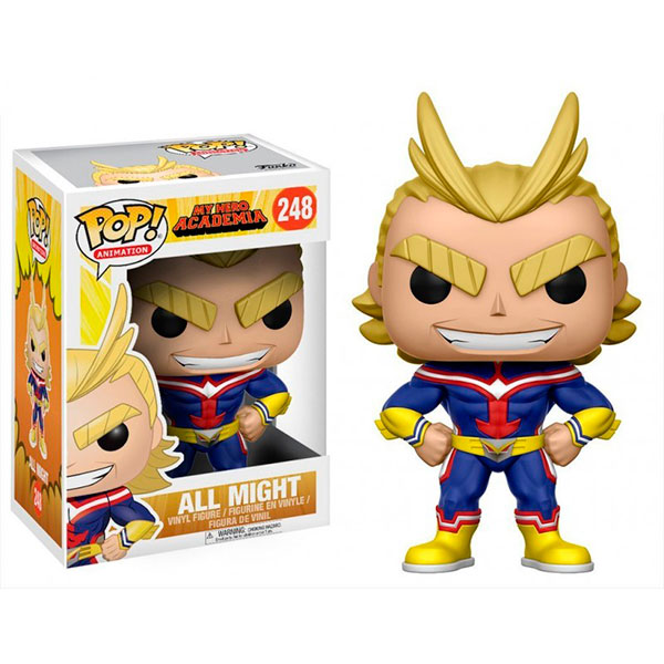 Pop All Might 248