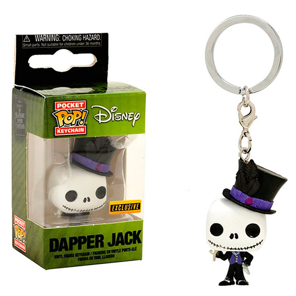 Pocket Pop Jack Skellington