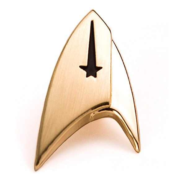 Pin Star Trek Discovery