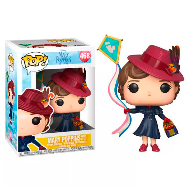 Pop Mary Poppins with Kite 468