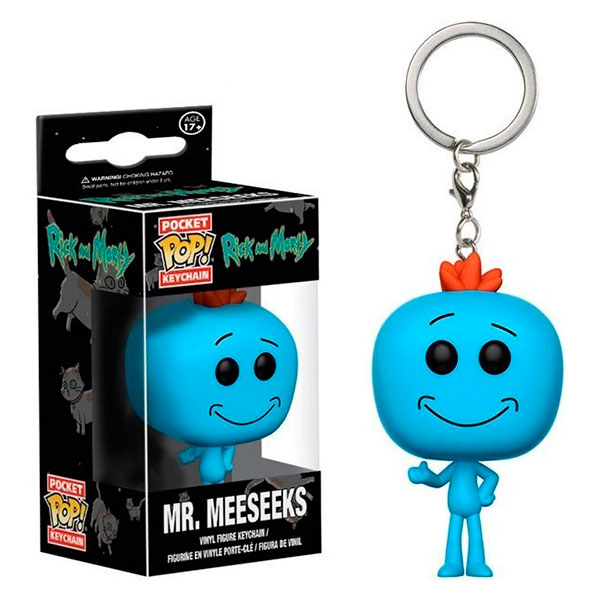 Pocket Pop Meeseeks