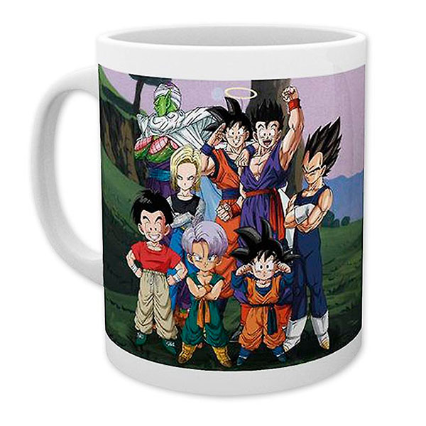 Taza DragonBall 30th Aniversary