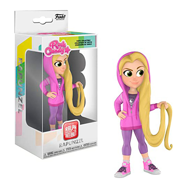 Rock Candy Rapunzel