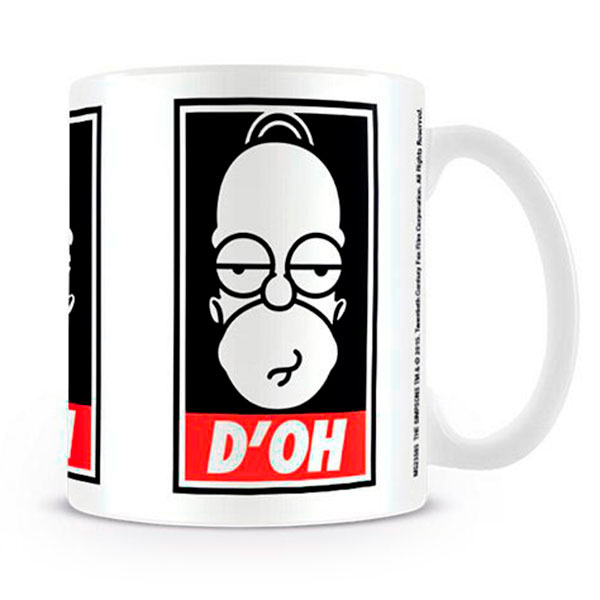 Taza Simpsons Homer D'OH!