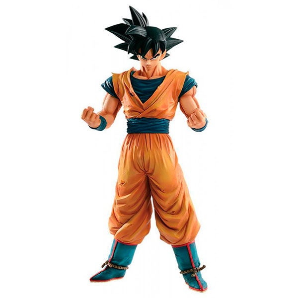 Figura Goku 28cm Resolution Soldier Grandista