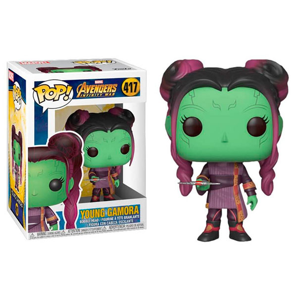 Pop Young Gamora 417