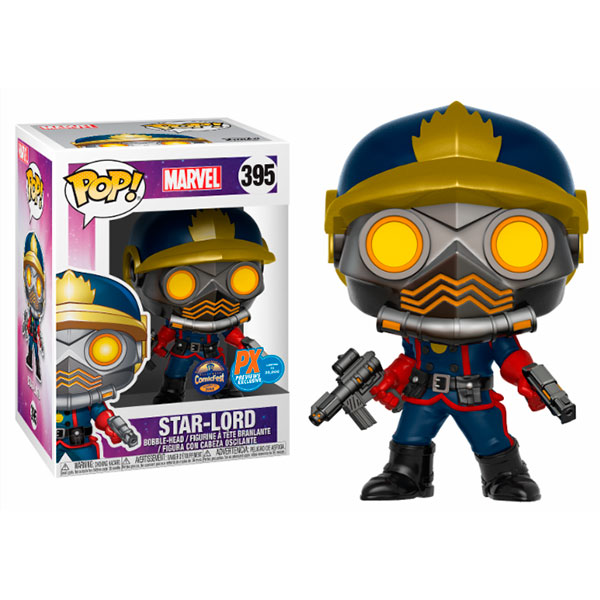 Pop Star-Lord 395 Exclusivo