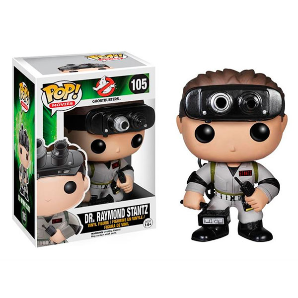 Pop GhotsBusters Dr.Raymond 105