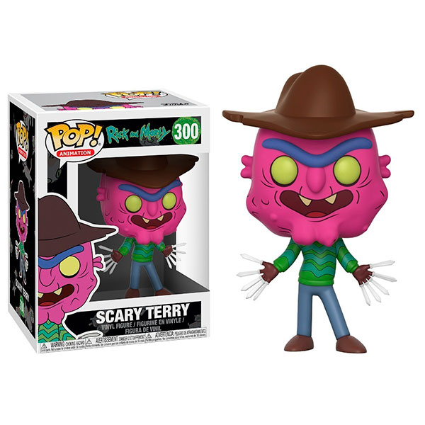 Pop Scary Terry 300