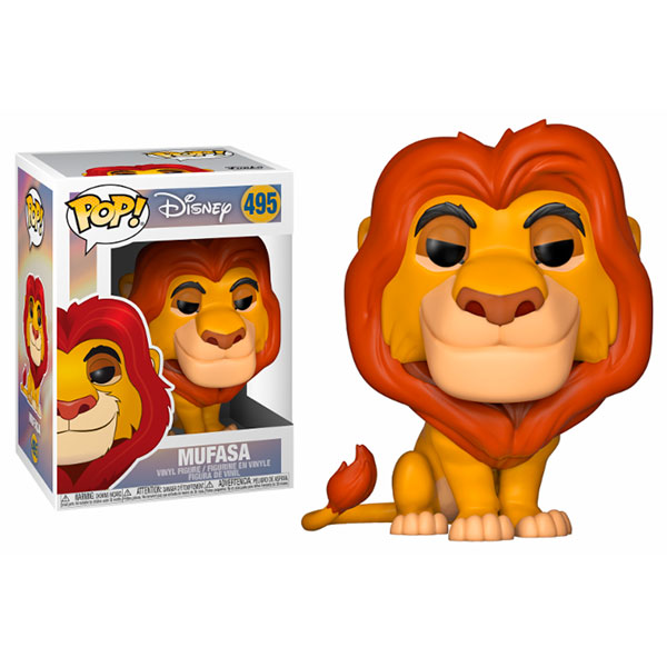 Pop Mufasa 495