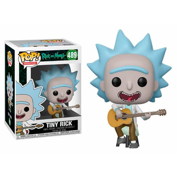 Pop Tiny Rick 489