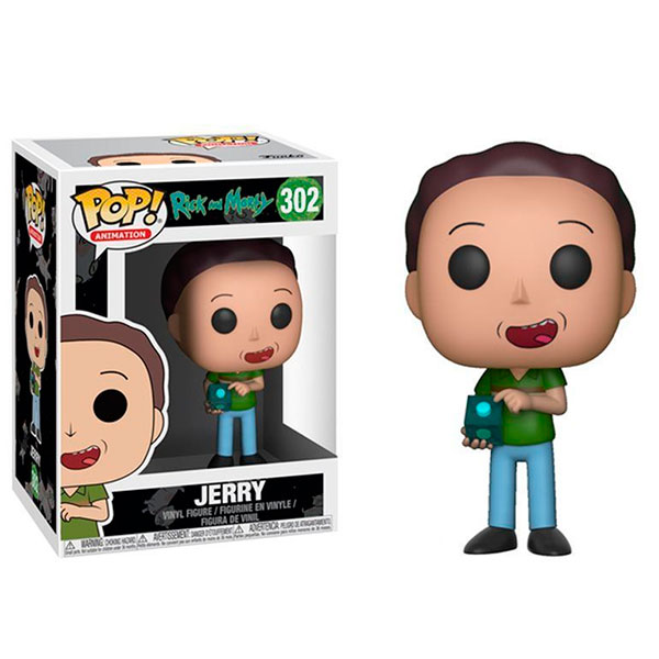 Pop Jerry 302