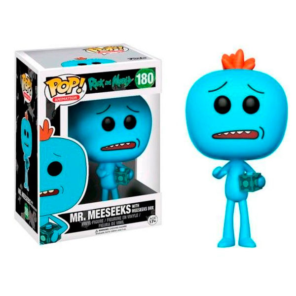 Pop Mr.Meeseeks 180 Exclusivo