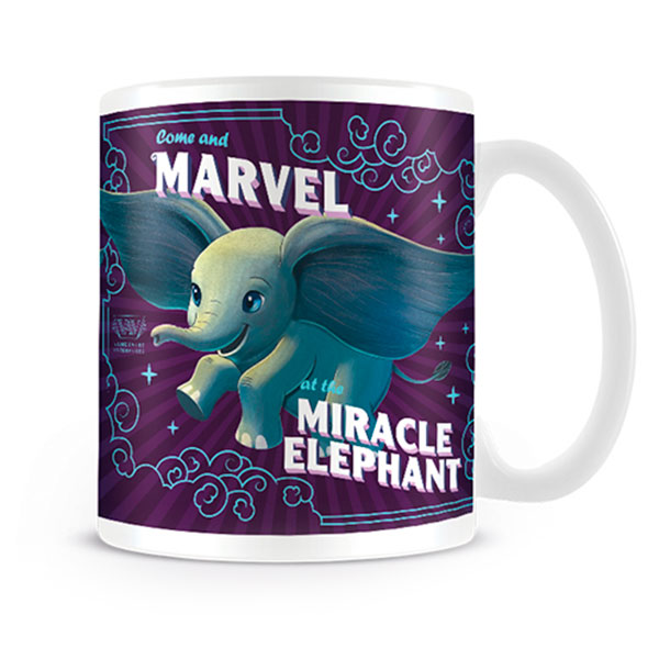 Taza Dumbo Miracle