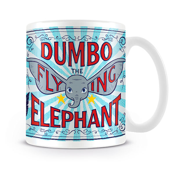 Taza Dumbo Flying