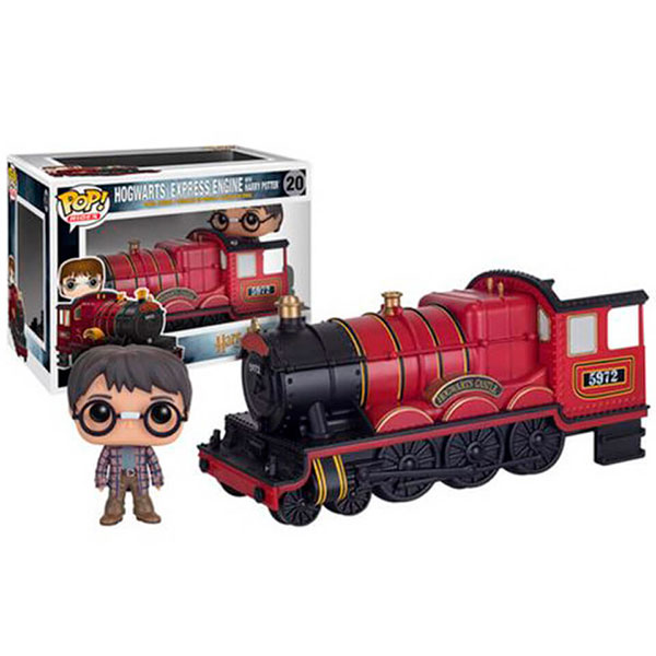 Pop Hogwarts Express Engine with Harry 20