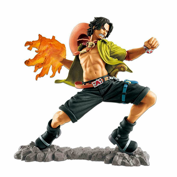 Figura One Piece Portgas 20th Memorial Log