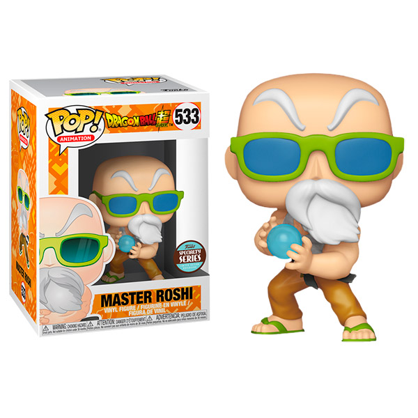 Pop Master Roshi 533 Speciality Series