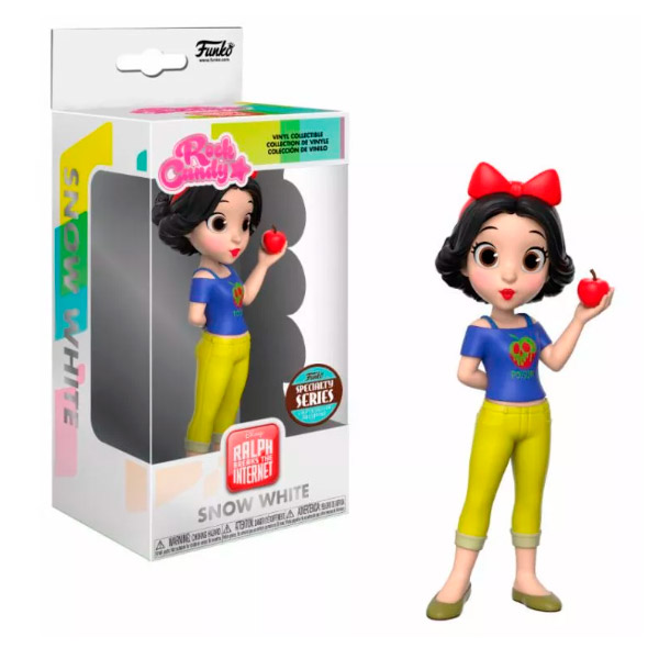 Rock Candy Blancanieves