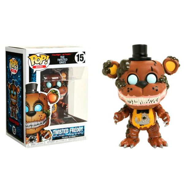 Pop Twisted Freddy 15