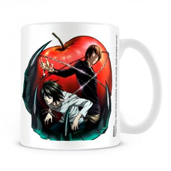 Taza Death Note Manzana