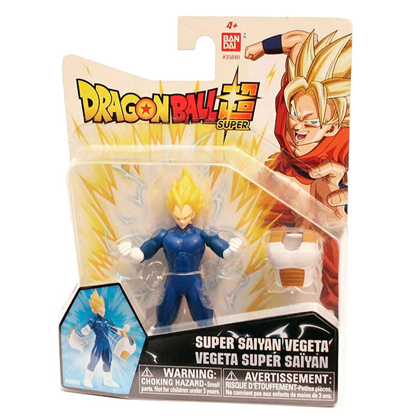 Figura Superpoder DragonBall Super Vegeta