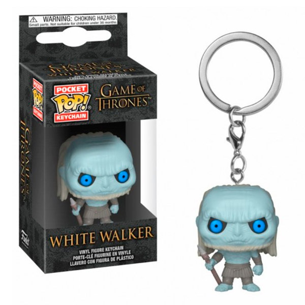 Pocket Pop White Walker