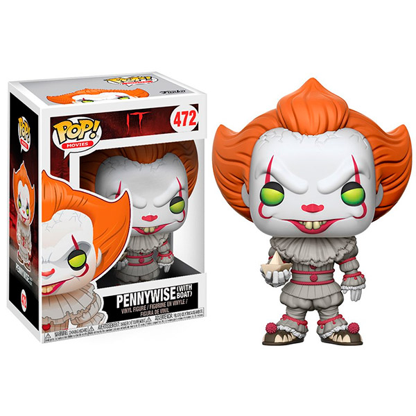 Pop Pennywise with Boat 472