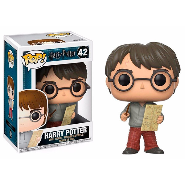 Pop Harry Potter with Marauders Map 42