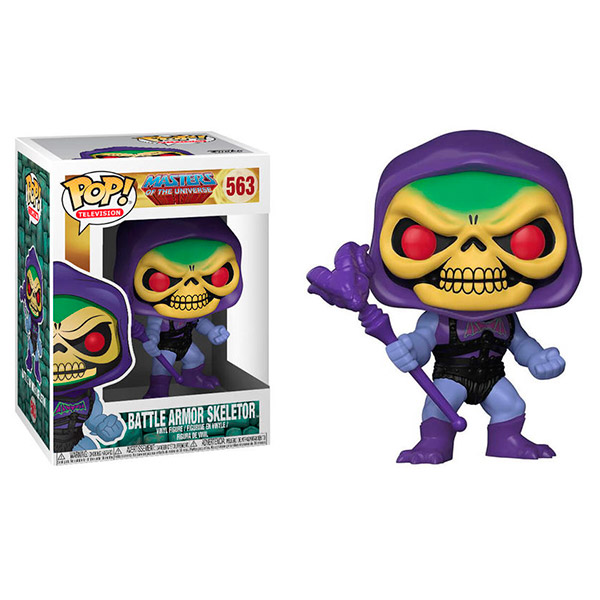 Pop Battle Armor Skeletor 563