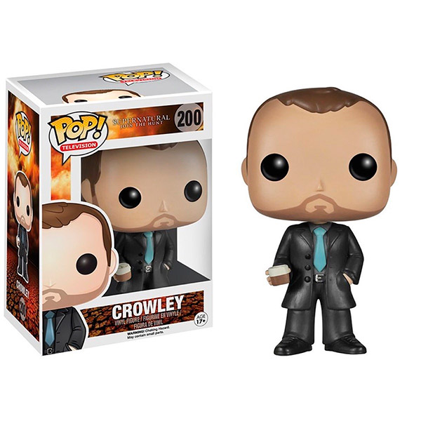 Pop Crowley 200