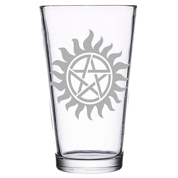 Vaso Supernatural Antiposesión