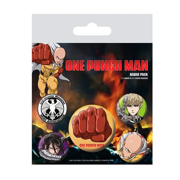 Chapas One Punch Man