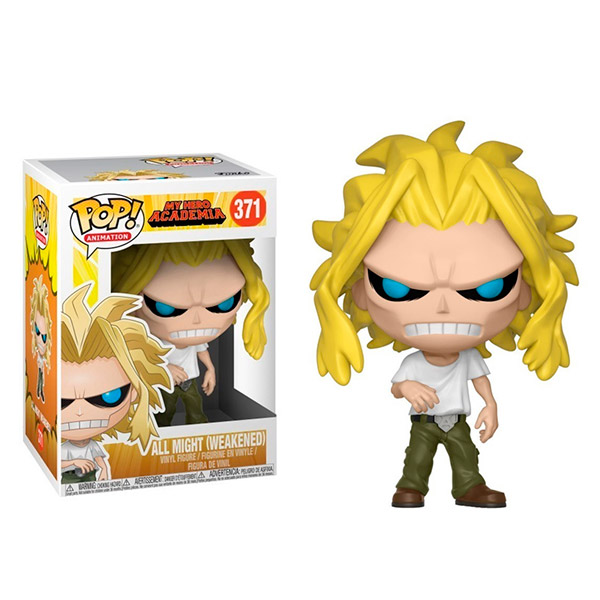 Pop All Might 371 (Weakened)
